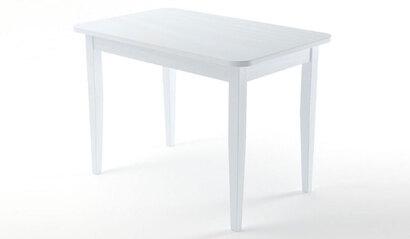 Стол обеденный Пинто белый