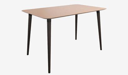 Стол обеденный Сканди 1. Кофейный