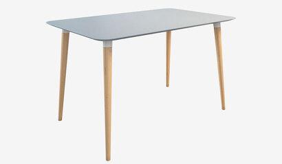 Стол обеденный Сканди 1. Небесный