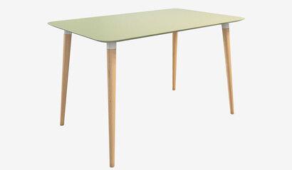 Стол обеденный Сканди 1. Фисташка