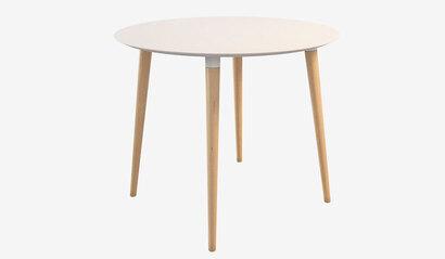 Стол обеденный Сканди 2. Белый