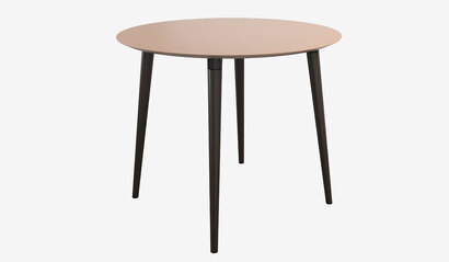 Стол обеденный Сканди 2. Кофейный