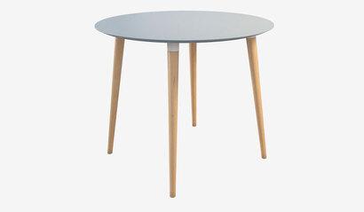 Стол обеденный Сканди 2. Небесный