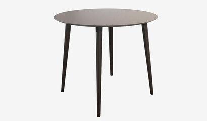 Стол обеденный Сканди 2. Серый