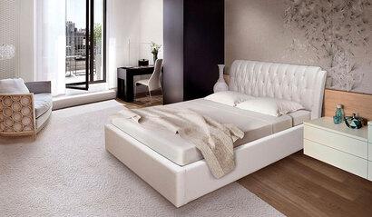 Кровать Клеопатра с подъёмным механизмом