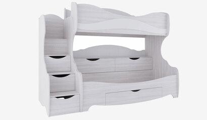 Двухъярусная кровать Акварель-1