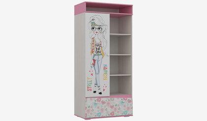Шкаф для детской Алиса 2
