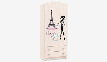 Шкаф для детской Париж