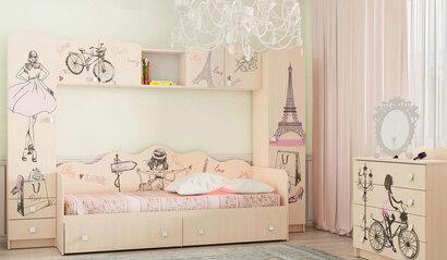 Детская Париж. Комплект 1