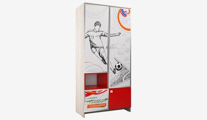 Шкаф для детской Футбол