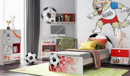 Детская Футбол. Комплект 1