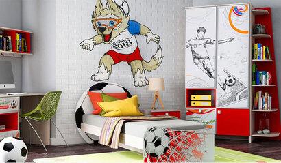 Детская Футбол. Комплект 2
