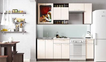 Кухонный гарнитур Легенда 8 (1.5). Дуб
