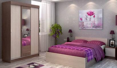 Спальня Бася. Комплект 1