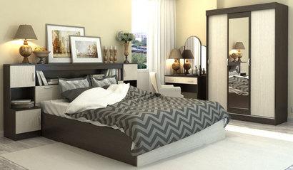 Спальня Бася. Комплект 3