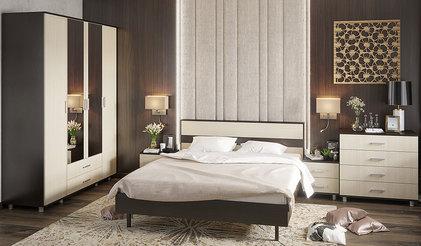 Спальня Монако. Венге