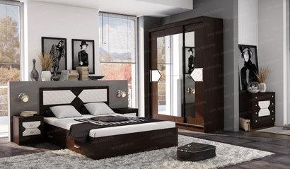 Спальня Николь. Венге