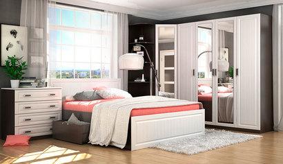 Спальня Прага. Комплект 2