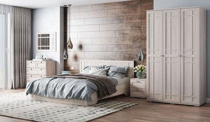 Спальня Ривьера комплект 2