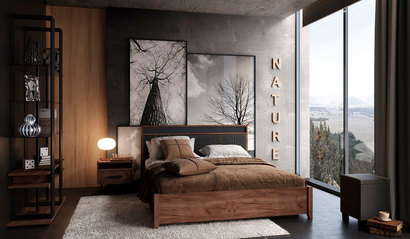 Спальня NATURE. Комплект 2
