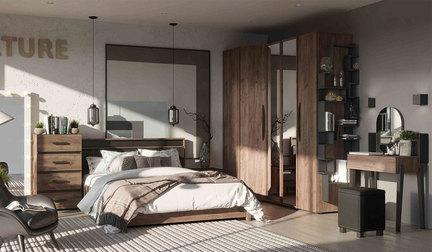 Спальня NATURE. Комплект 4