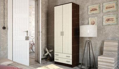 Шкаф Дуэт комбинированный. Венге