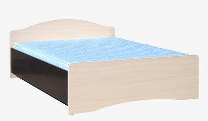 Кровать 1600 Венге/Дуб