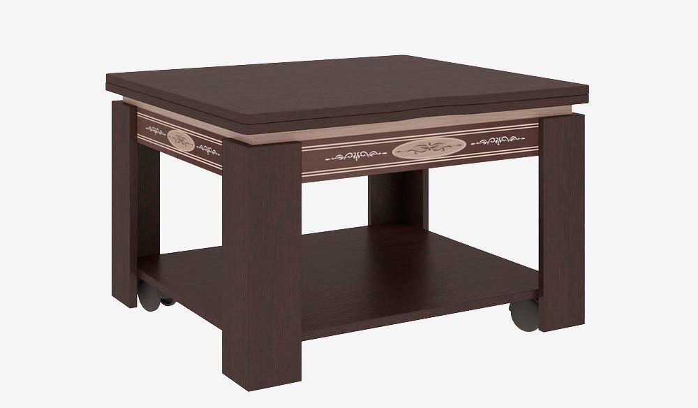 Журнальный стол Адам 1. Венге