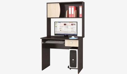 Компьютерный стол Грета-4. Венге
