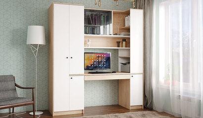 Микс стол с системой хранения 12.92