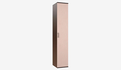 Шкаф одностворчатый Белла. Венге