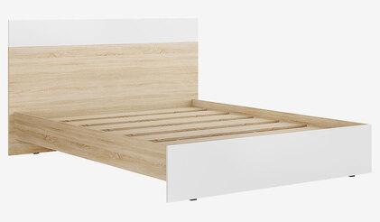 Кровать односпальная Кр-44 (1600х2000) Лайт