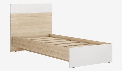 Кровать односпальная Кр-44 (900х2000) Лайт