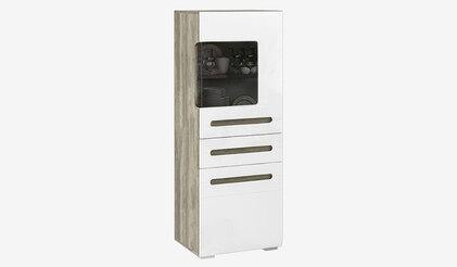 Шкаф-витрина Наоми ШК-24