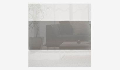 Фасад со стеклом (для высокого каркаса) Прато СТЛ.320.04М Белый глянец