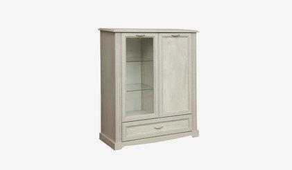 Шкаф комбинированный Сохо 32.08-01