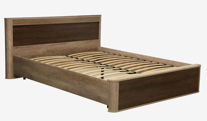 Кровать 34.25-01 с ортопедическим основанием Фантазия