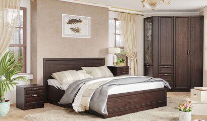 Модульная спальня Мадэра. Комплект 2
