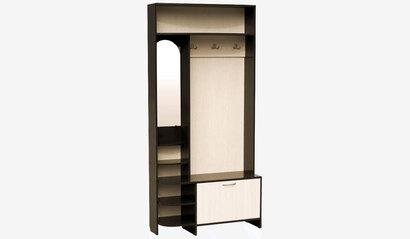 Шкаф для прихожей-1 (левый)