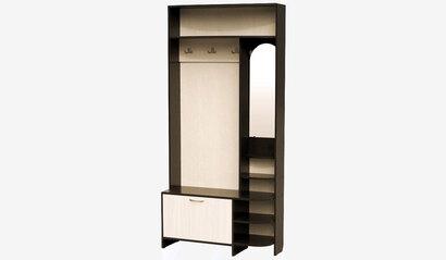 Шкаф для прихожей-1 (правый)