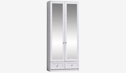Шкаф для одежды и белья Зеркало Paola 74
