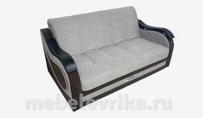 Диван-кровать Лаззат 140 на металлокаркасе