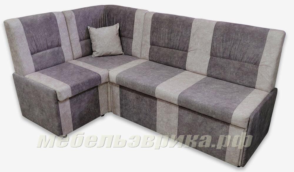 Кухонный угловой диван Пир